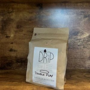 DOUBLE PLAY (Signature Roast) 12oz Medium/Dark Roast Whole Bean Coffee