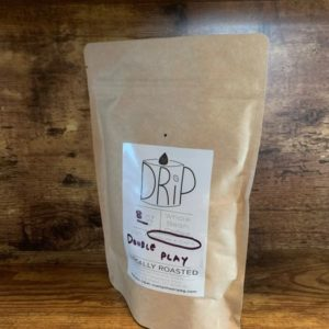 DOUBLE PLAY Junior (Signature Roast) 8oz Medium/Dark Roast Whole Bean Coffee