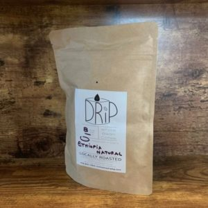 ETHIOPIA NATURAL Junior 8oz Light Roast Whole Bean Coffee