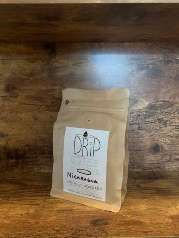 NICARAGUA 12oz Medium Roast Whole Bean Coffee