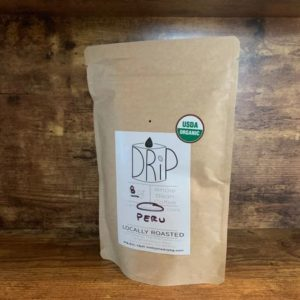 PERU ORGANIC Junior 8oz - Medium Roast Whole Bean Coffee